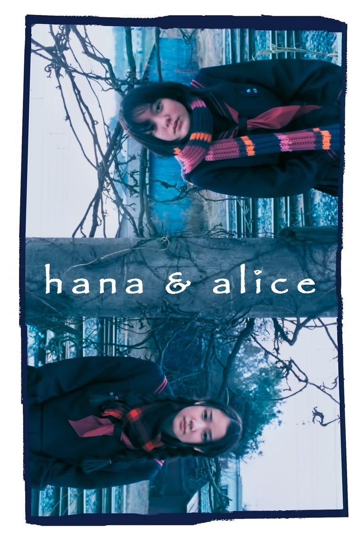 Hana and Alice Poster