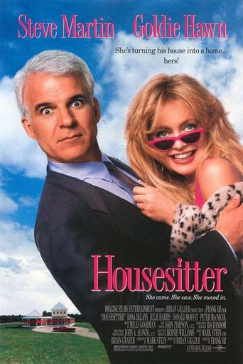 Watch Housesitter