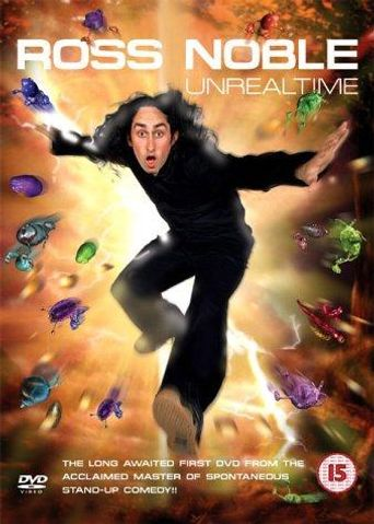 Ross Noble: Unrealtime Poster