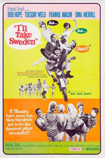 I'll Take Sweden Poster
