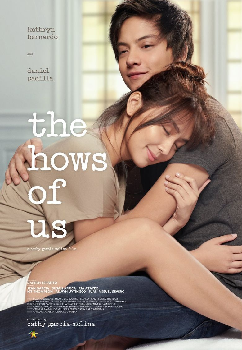 The Hows of Us Poster