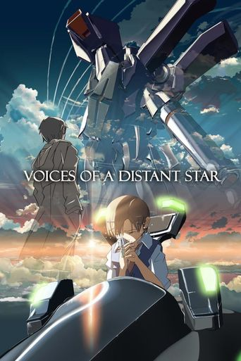 Voices of a Distant Star Poster
