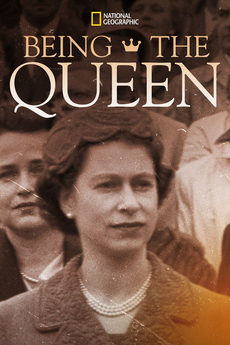 Being the Queen Poster