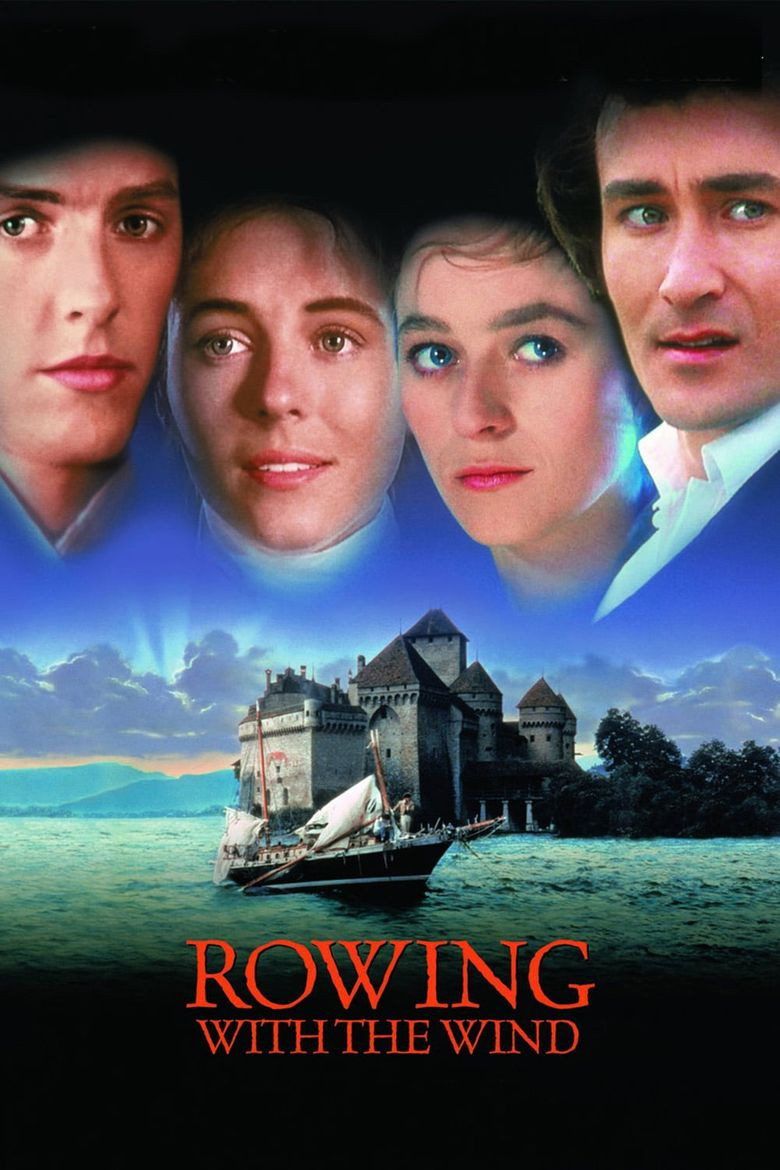 Rowing with the Wind Poster