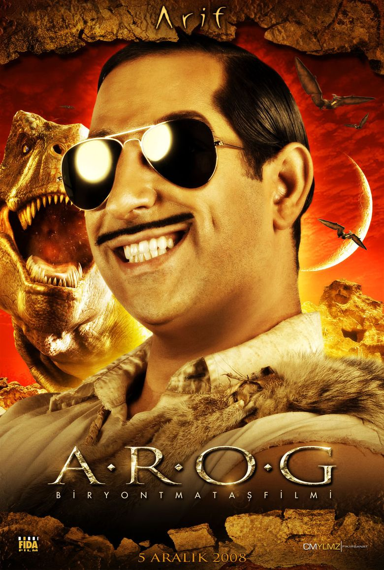 A.R.O.G. Poster