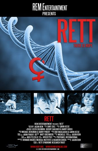 Rett: There Is Hope Poster