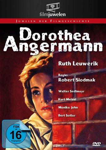 Dorothea Angermann Poster