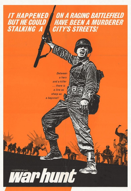 War Hunt Poster