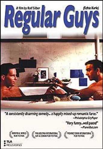 Regular Guys Poster
