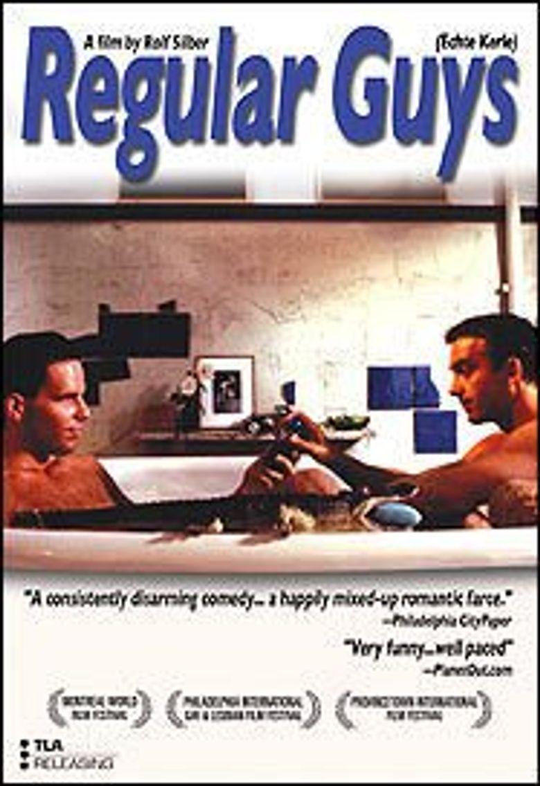 Regular Guys Poster