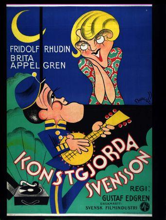 Artificial Svensson Poster