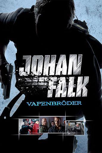 Johan Falk: Vapenbröder Poster