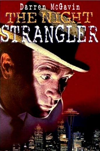 The Night Strangler Poster