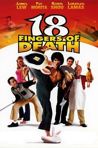 18 Fingers of Death! Poster