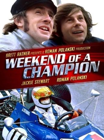Weekend of a Champion Poster