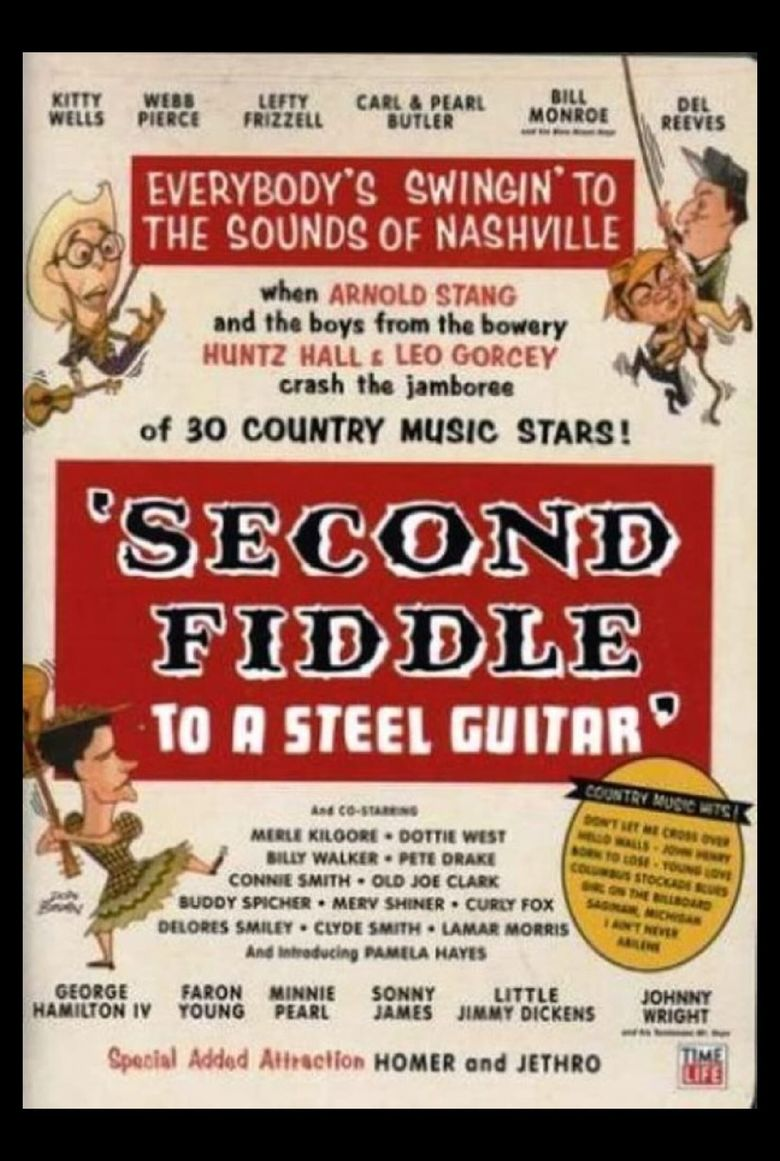 Watch Second Fiddle to a Steel Guitar