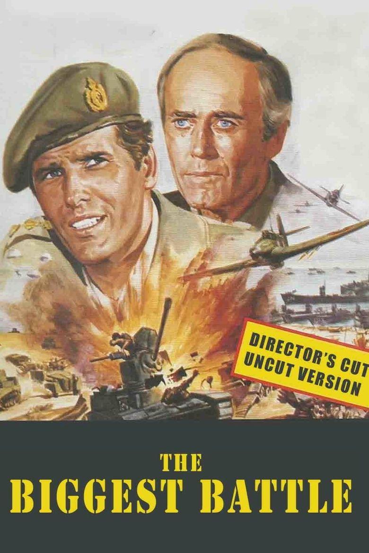 The Biggest Battle; Battle Force Poster