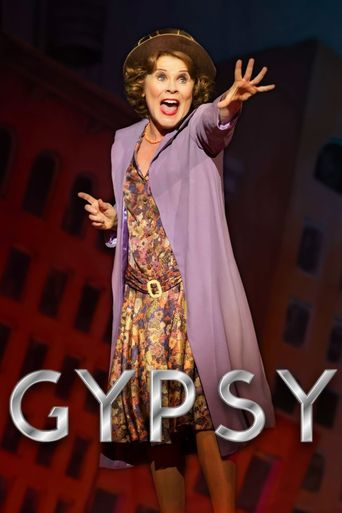 Gypsy: Live from the Savoy Theatre Poster