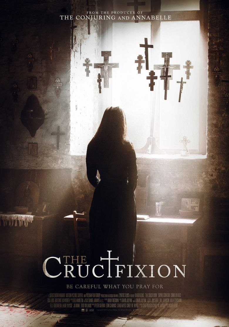 The Crucifixion Poster
