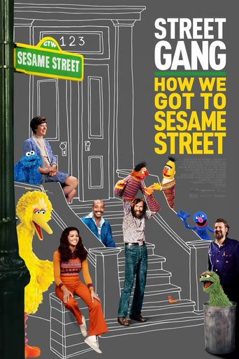 Street Gang: How We Got to Sesame Street Poster