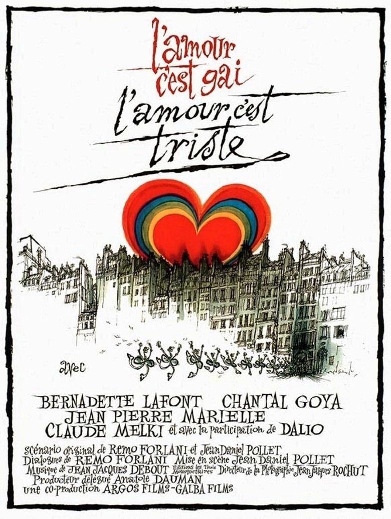 Love Is Gay, Love Is Sad Poster