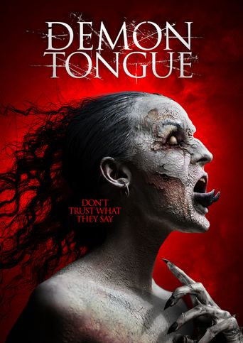 Demon Tongue Poster