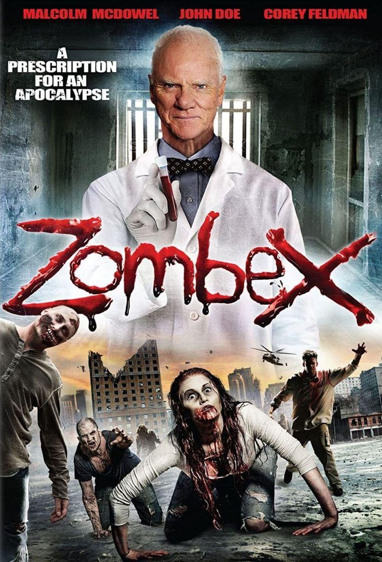 Zombex Poster