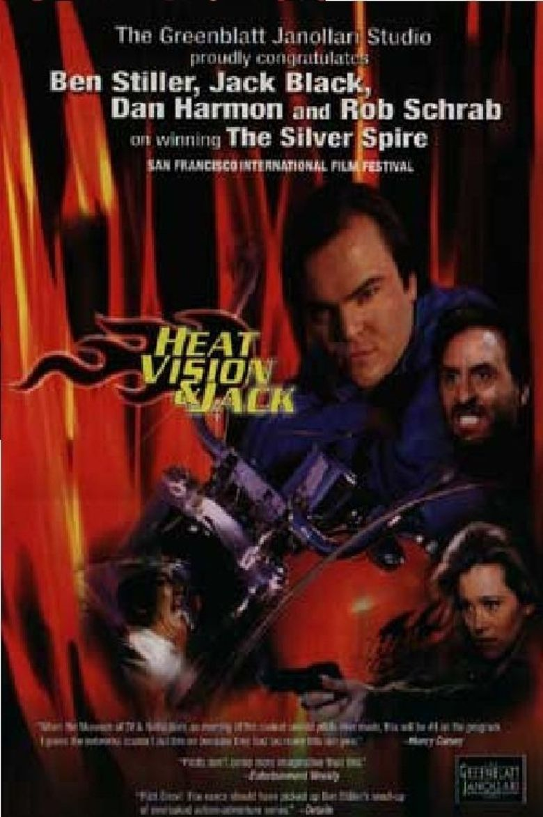 Heat Vision and Jack Poster