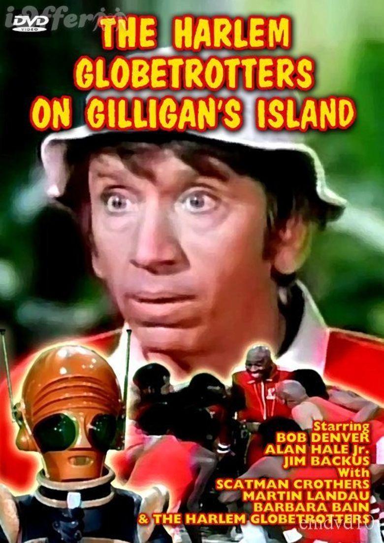 The Harlem Globetrotters on Gilligan's Island Poster