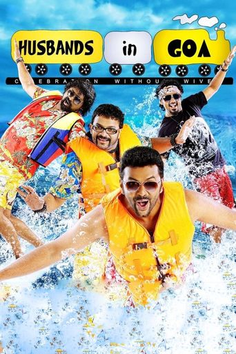 Husbands in Goa Poster