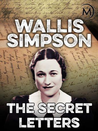 Wallis Simpson: The Secret Letters Poster