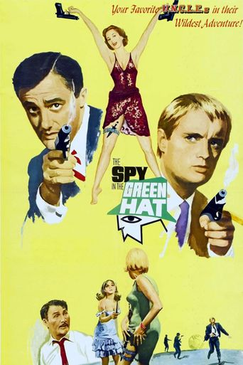 Watch The Spy in the Green Hat