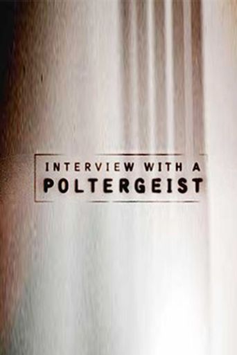 Interview with a Poltergeist Poster
