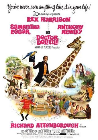Doctor Dolittle Poster