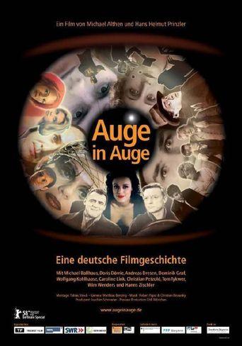 Auge in Auge - Eine deutsche Filmgeschichte Poster