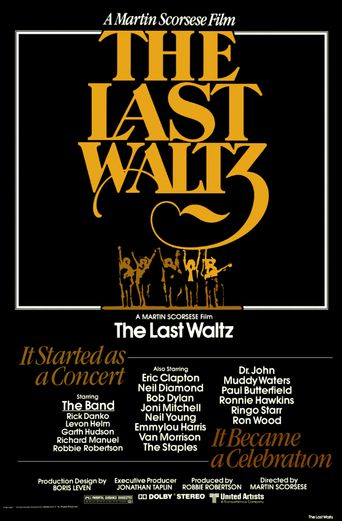 Watch The Last Waltz