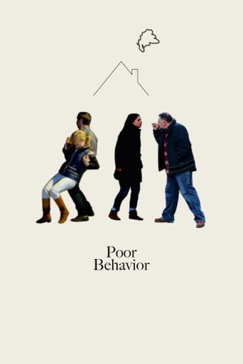 Poor Behavior Poster