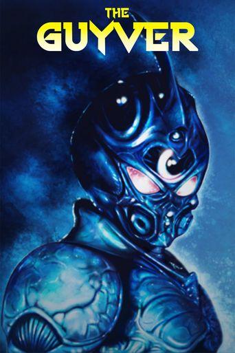 The Guyver Poster