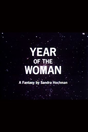 Year of the Woman Poster