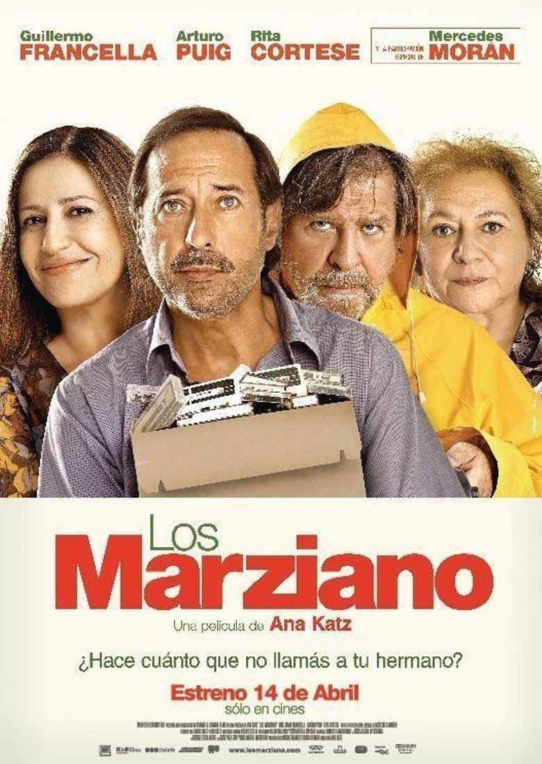 Los Marziano Poster