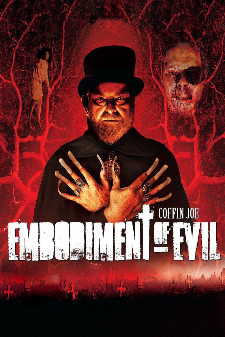 Embodiment of Evil Poster