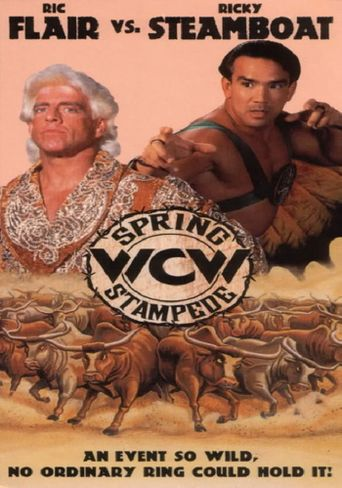 WCW Spring Stampede 1994 Poster