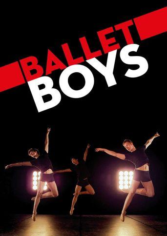 Ballet Boys Poster