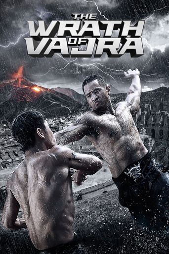 The Wrath Of Vajra Poster