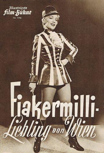 Die Fiakermilli Poster