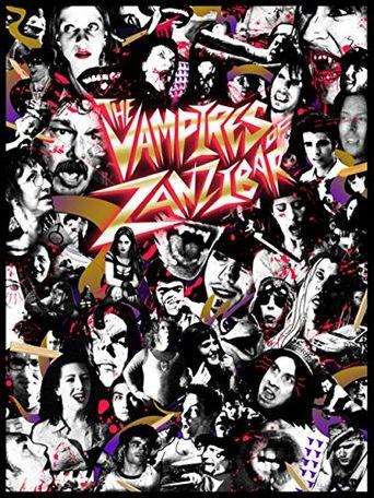 The Vampires of Zanzibar Poster