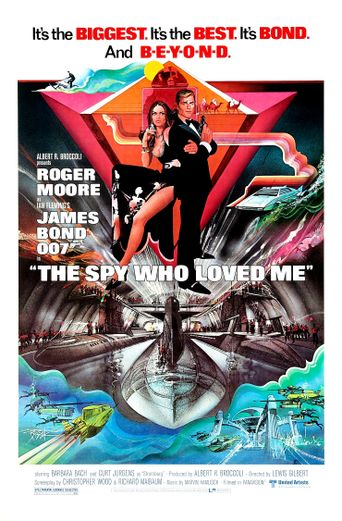 Watch The Spy Who Loved Me