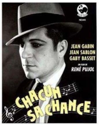 Chacun sa chance Poster