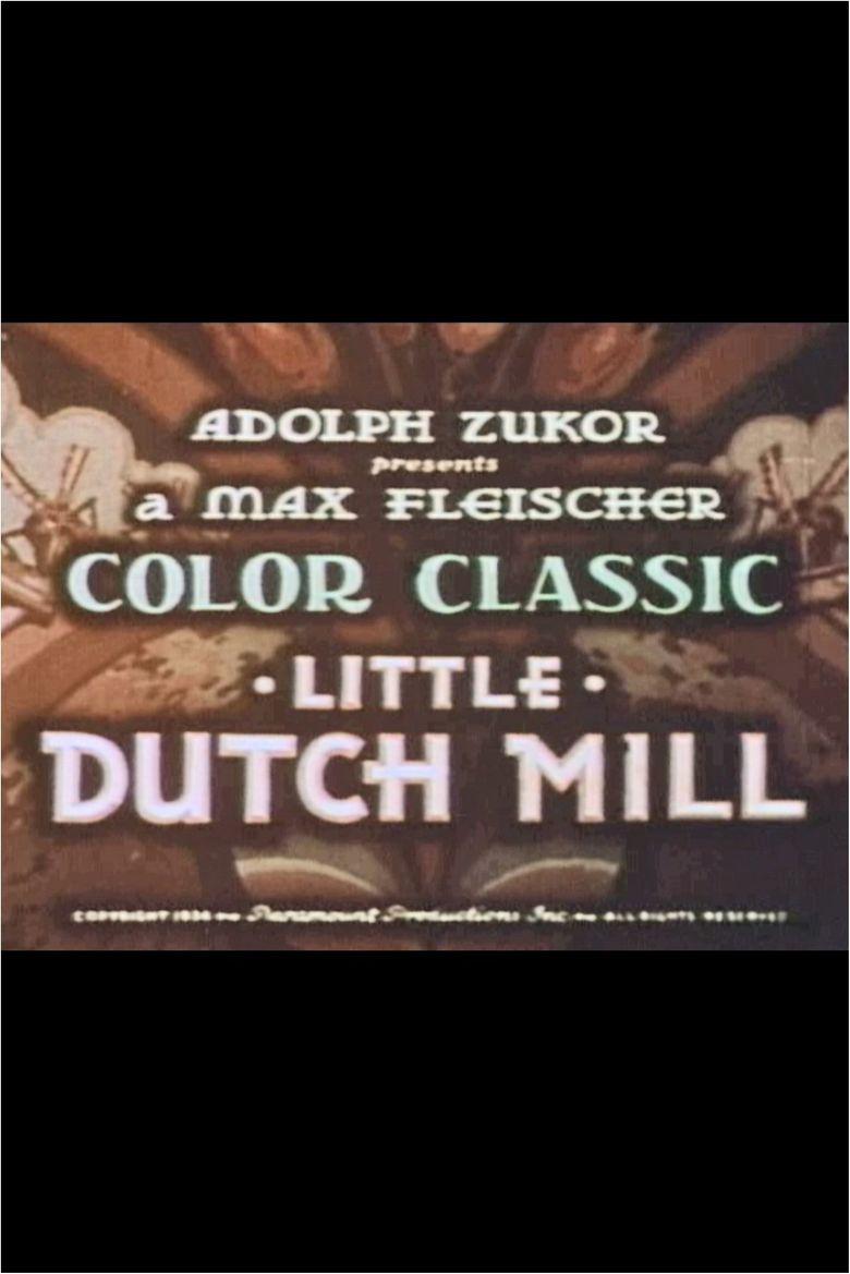 Little Dutch Mill Poster