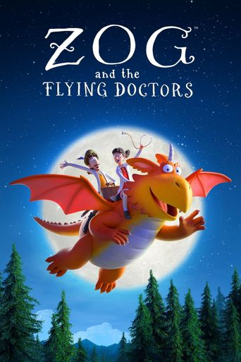 Zog and the Flying Doctors Poster